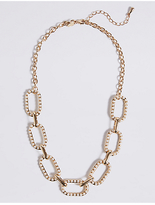 M&S Collection Pearl Collar Necklace