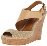 BC Footwear Women's Chihuahua Wedge Sandal