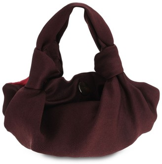 The Row Ascot Two Satin Top Handle Bag