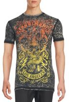 Affliction Cotton Graphic Tee