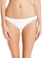 Seafolly Women's Mesh About Rio Pant Bikini Bottom