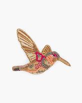 Chico's Hummingbird Pin