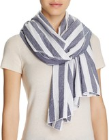 Donni Charm Donni Oversized Diagonal Scarf