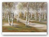 """McGaw Graphics The Road Less Traveled by Marc Lucien 24""""x36"""" Art Print Poster"""