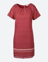Fat Face Annie Gypset Foulard Dress