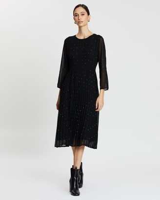 Marcs Lucky Embroidered Dress