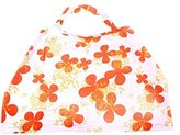 ILOVEBABY Breast Feeding Nursing Cover, Premium Cotton Nursing Cover(Orange Clover)