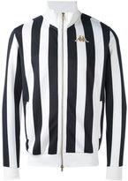 Kappa stripe zipped jacket - men - Polyester - S