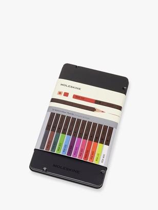 Moleskine Watercolour Pencil Set & Tin