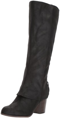 Fergie Fergalicious Women's Tootsie Wide Calf Knee High Boot