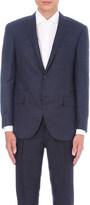 Corneliani Tailored-fit virgin wool blazer