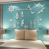 Fruit dimension - Home LINA-Marine Acrylic solid wall stickers picture 3D bedroom living area sofa bed for children