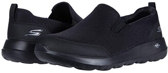 Skechers Performance Go Walk Max - Clinched (Black) Men's Shoes