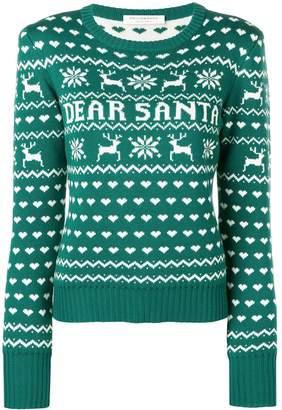 Philosophy di Lorenzo Serafini 'Dear Santa' Christmas sweater
