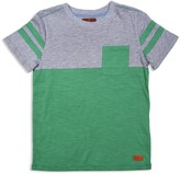 7 For All Mankind Boys' Color Block Tee