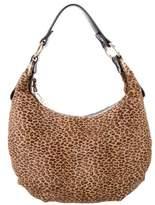 Fendi Ponyhair Hobo Bag