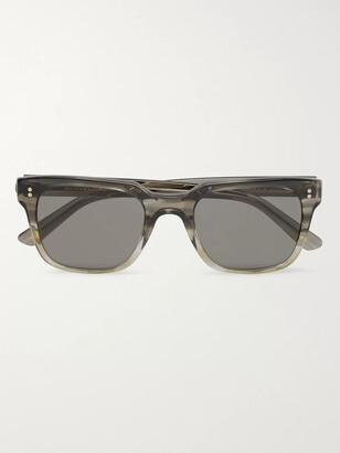 MOSCOT Zayde Square-Frame Acetate Sunglasses