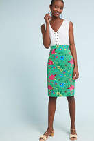 Plenty by Tracy Reese Patricia Lace Pencil Skirt