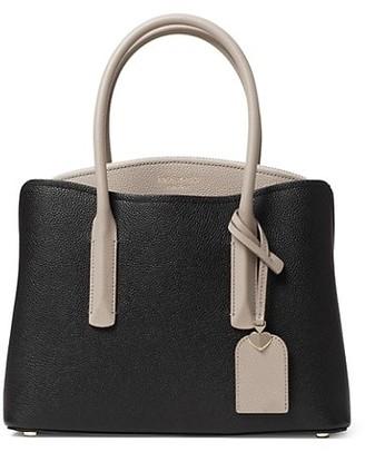 Kate Spade Medium Margaux Colorblock Leather Satchel
