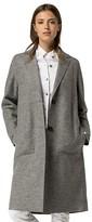 Tommy Hilfiger Modern Boiled Wool Coat