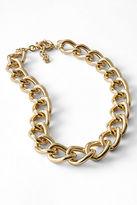 Lands' End Women's Large Link Necklace