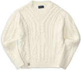 Ralph Lauren Girls' Cable Sweater - Sizes S-XL