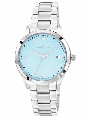 Dugena Women's Analogue Quartz Watch with Stainless Steel Strap 4461001
