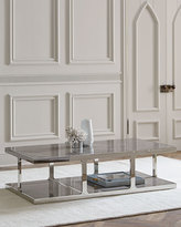 Interlude Polly Coffee Table