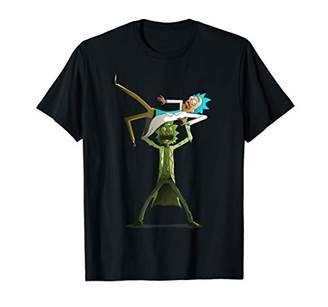 Victoria's Secret Mademark x Rick and Morty - Rick and Morty Shirt Funny Toxic Rick Rick T-Shirt T-Shirt