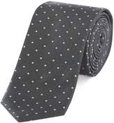 HUGO BOSS Silk Spot Printed Tie