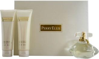 Perry Ellis Fragrances for Women (Eau De Parfum Spray Luminous Body Lotion Luminous Shower Gel)