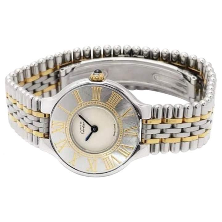 Cartier Must 21 watch