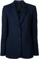 Theory classic blazer - women - Wool - 8