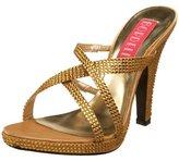 Pleaser USA Bordello By Women's Siren-02R Platform Sandal