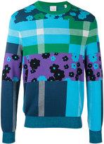 Paul Smith floral print sweatshirt - men - Cotton - M