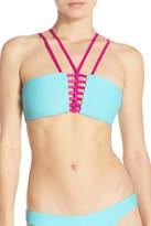 Pilyq Strappy Reversible Bikini Top