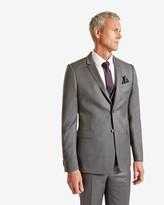Ted Baker Wool Suit Jacket Grey