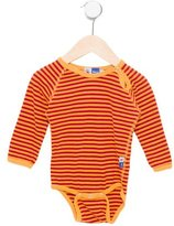 Molo Infants' Striped Long Sleeve All-In-One