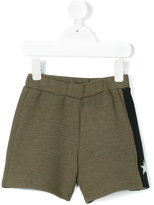Douuod Kids - star panel knit shorts - kids - Cotton - 2 yrs