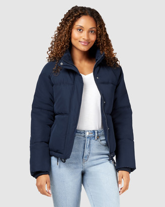 Jeanswest Mabel Short Puffer Jacket