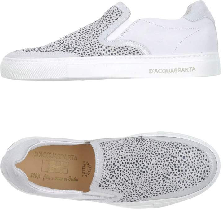 D'Acquasparta D'ACQUASPARTA Low-tops & sneakers - Item 11171782QD