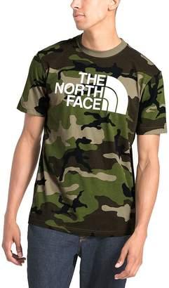 The North Face Camo Half Dome T-Shirt - Men's