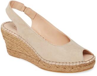 Carvela Comfort Sharon Espadrille Wedge Sandal