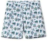 Stella Cove Small Robot Swim Trunks