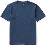 Woolrich First Forks Short-Sleeve Crewneck Solid Tee