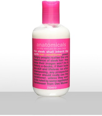 Anatomicals The Sleek Shall Inherit The Earth Hair Conditioner 250ml-No Color