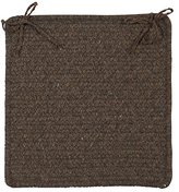 Westminster WM31 Chair Pad, 15 by 15-Inch, Bark, 1-Pack