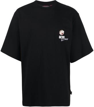 GCDS Rick and Morty print T-shirt