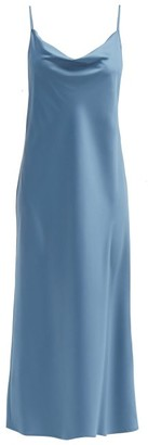 MAX MARA LEISURE Teoria Dress - Blue