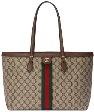Gucci medium Ophidia GG tote bag